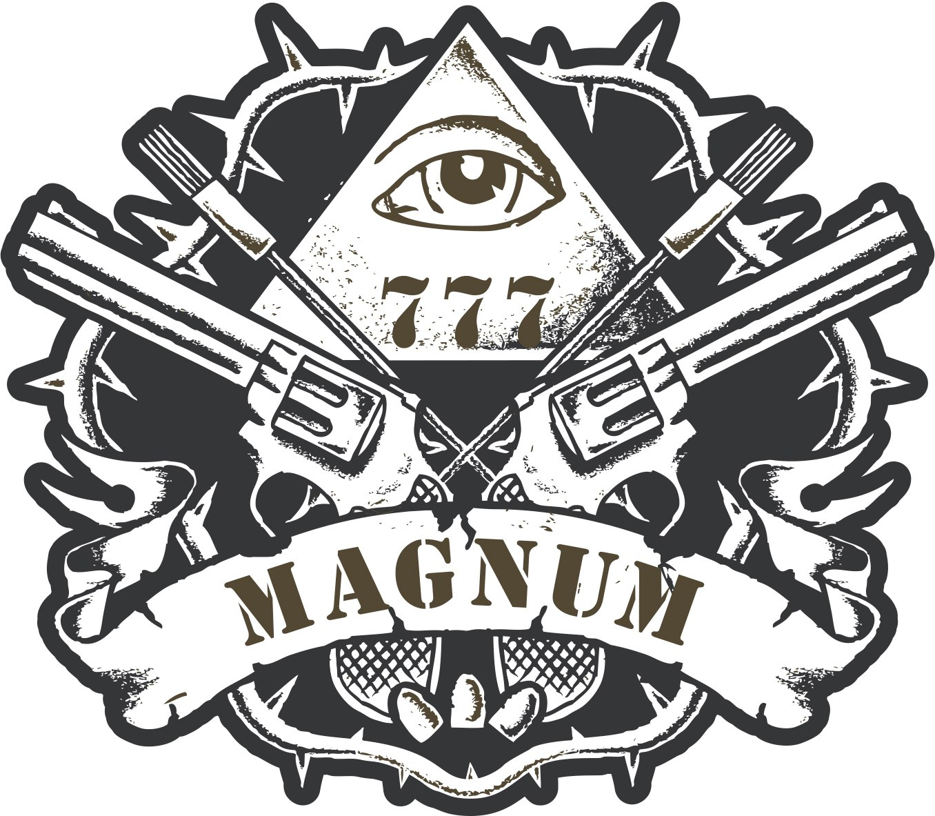 MAGNUM tattoo